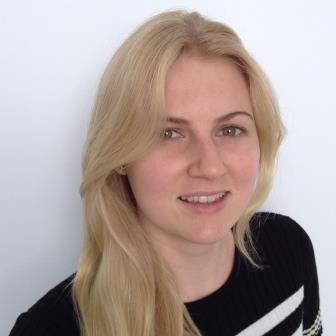 A portrait photo of Chloe Portanger