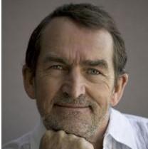 A portrait photo of Peter Best